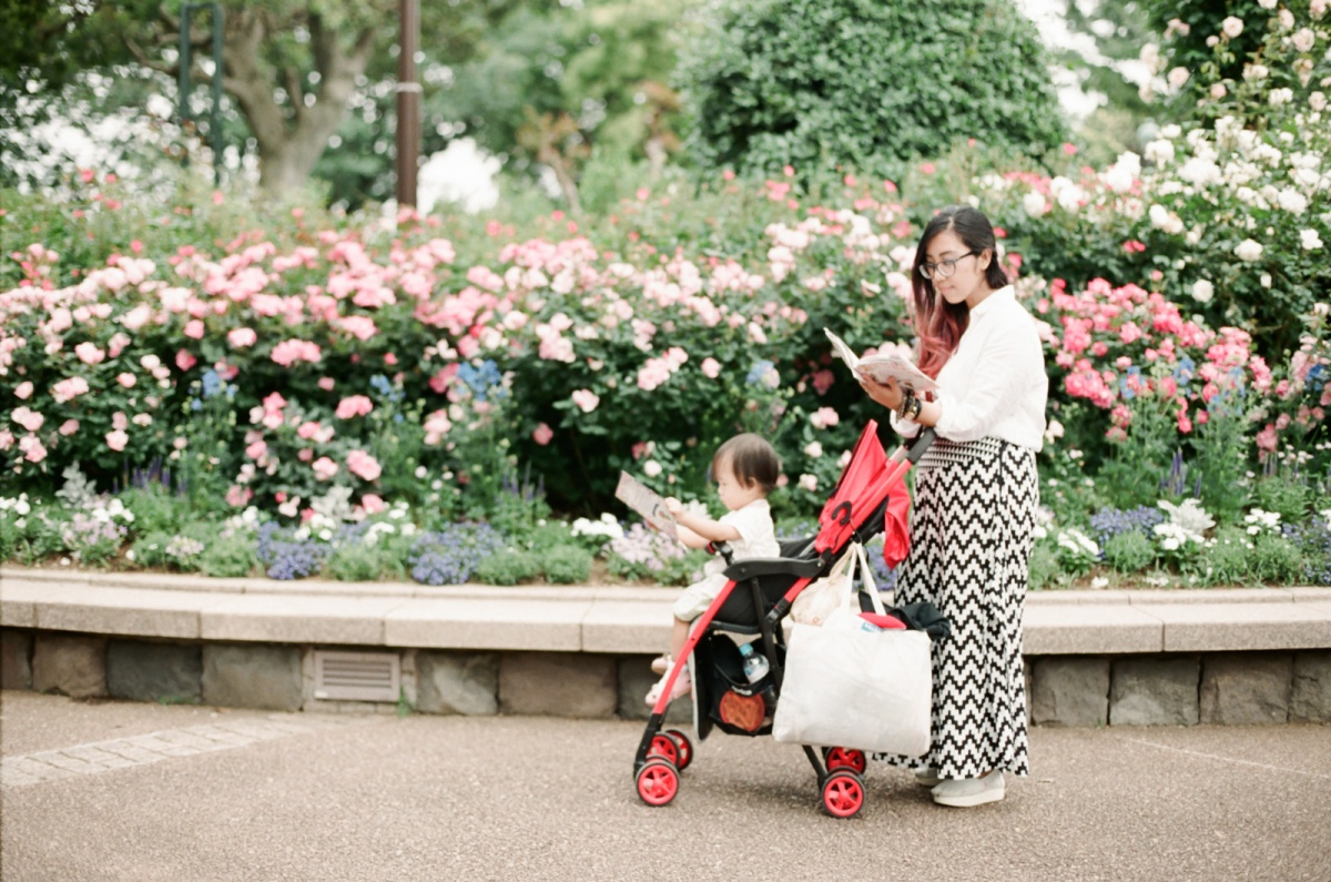Review: Aprica Magical Air Stroller - mamaberryjournal